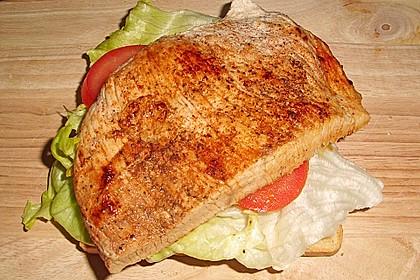 New York Club Sandwich mit Pute und Speck
