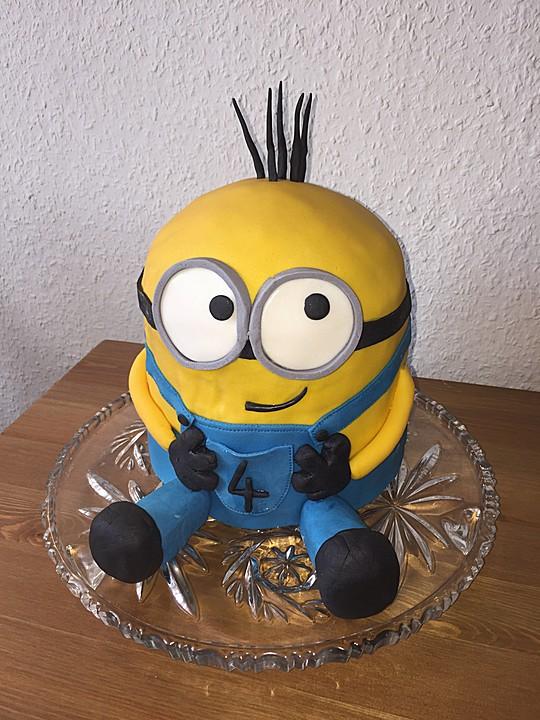3d Minion Torte Von Buttercup 2310 Chefkoch De