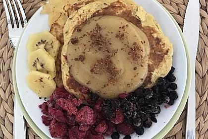 Banana Pancakes 4