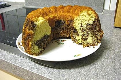 Marmorkuchen Scho-Zi