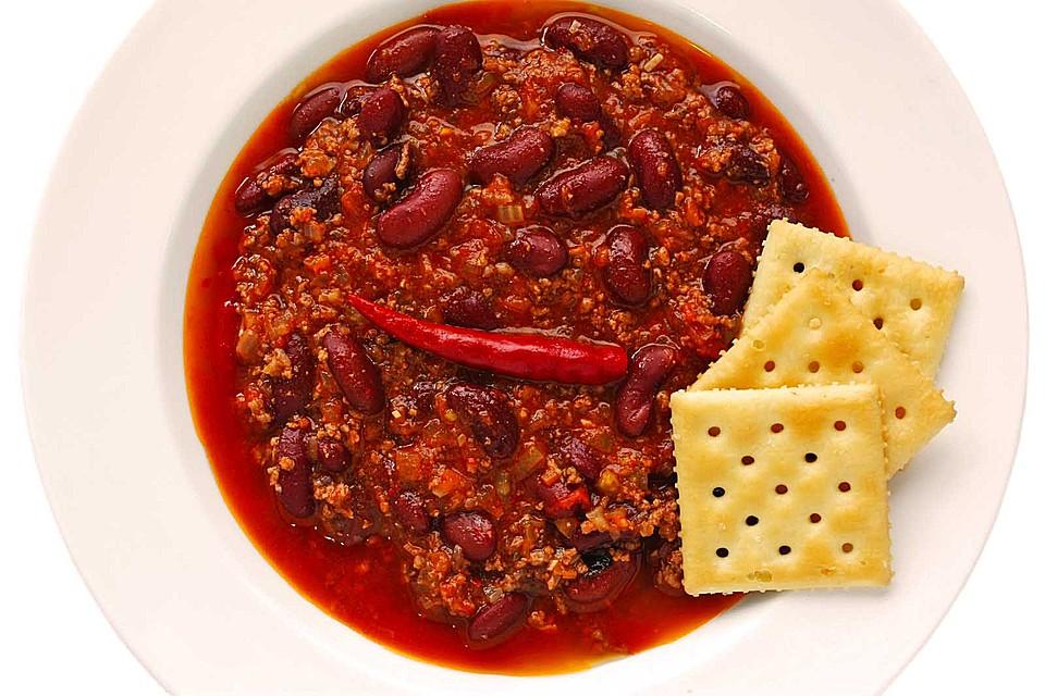 Chili Con Carne Im Römertopf Von Clondra Chefkoch