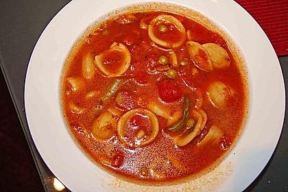 Tomatensuppe Gärtnerin Art 1