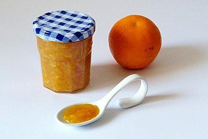Orangenkonfitüre (Bild)