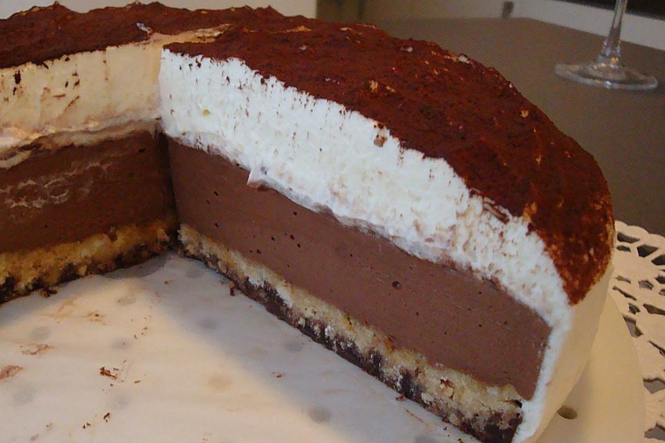 Schokoladen Frischkasetorte Von Krollekopp Chefkoch De