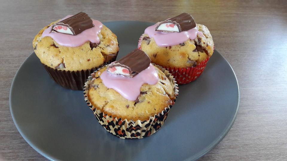 Yogurette Muffins Locker Und Lecker Von Blink2489 Chefkoch De