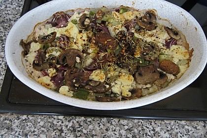 Ofengemüse mit Fenchel und Champignons 14