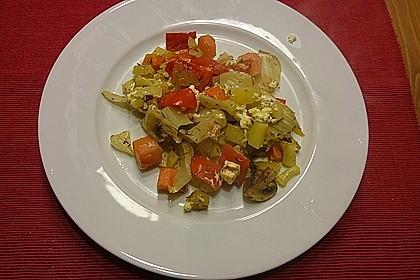 Ofengemüse mit Fenchel und Champignons 12