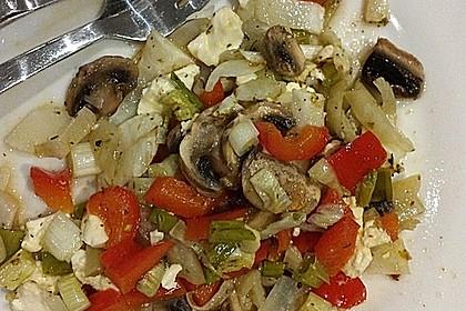Ofengemüse mit Fenchel und Champignons 7