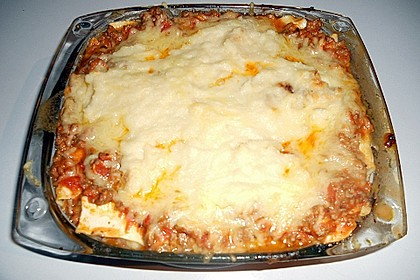Meine schnelle, einfache Lasagne 2