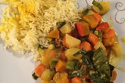 Raffiniertes Curry 2