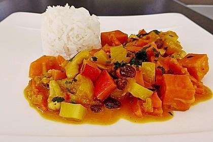Raffiniertes Curry 1