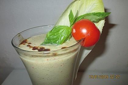 Buttermilch-Gemüse-Drink (Bild)