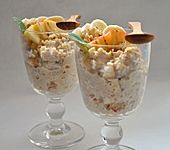 Bananen-Apfel-Zimt-Porridge (Bild)