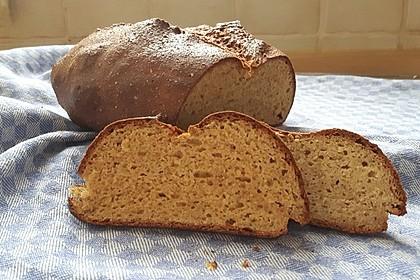 Low-Carb Brot mit Sonnenblumenkernen 81