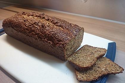 Low-Carb Brot mit Sonnenblumenkernen 49