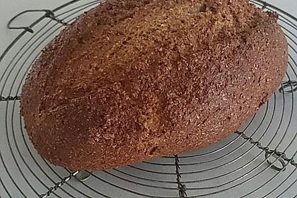 Low-Carb Brot mit Sonnenblumenkernen 58
