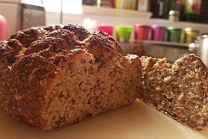 Low-Carb Brot mit Sonnenblumenkernen 41