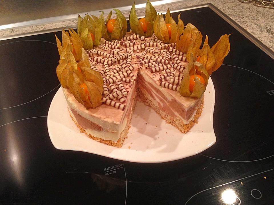 Zebra Torte Von Deadmidnight Chefkoch De