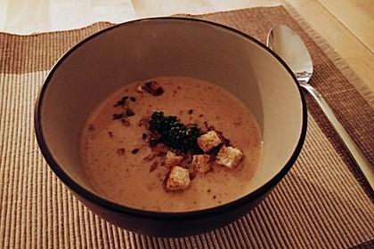 Maronensuppe mit Weißwein und Zimtnote 4