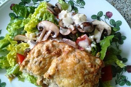 Low Carb Thunfisch-Soufflé 1