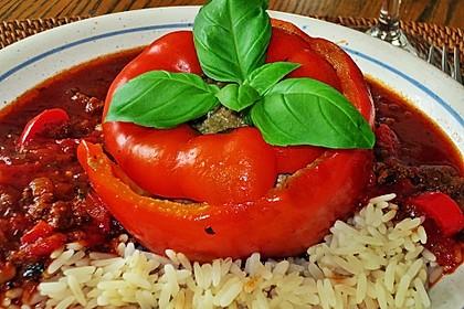 Gefüllte Paprika nach Jenny Art (Bild)