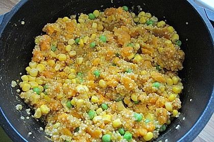 Gemüse-Quinoa-Pfanne 2