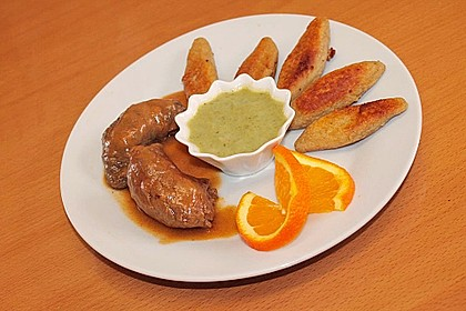 Schupfnudeln aus Süßkartoffeln 5