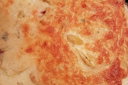 Kartoffelgratin mit Bacon 3
