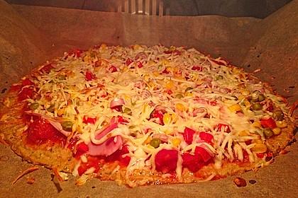 Püppis Pizzateig aus Thunfisch 1
