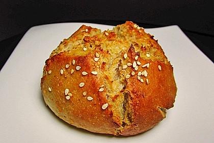Dinkel-Malzbier-Brötchen 3