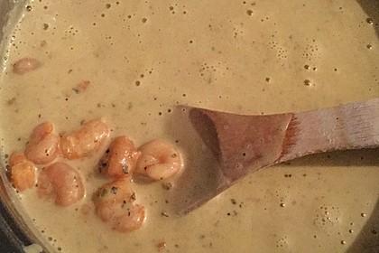 Karibische Shrimps - Kokos Suppe 2