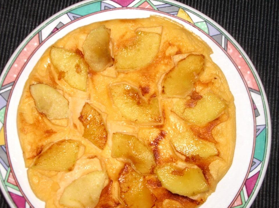 Schnelle Apfel Pfannkuchen Von Veggielover Chefkochde