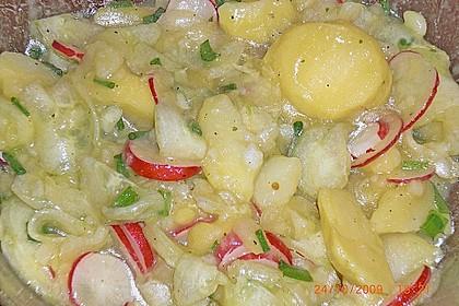 Bayrischer Kartoffelsalat mit Gurke 28