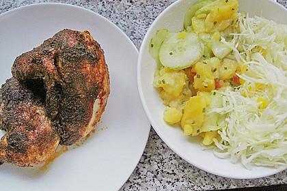 Bayrischer Kartoffelsalat mit Gurke 36