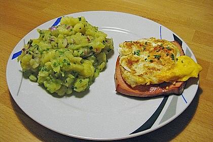 Bayrischer Kartoffelsalat mit Gurke 31