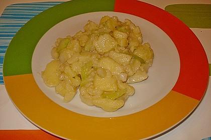 Bayrischer Kartoffelsalat mit Gurke 29