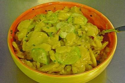 Bayrischer Kartoffelsalat mit Gurke 43