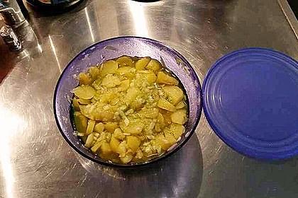 Bayrischer Kartoffelsalat mit Gurke 42