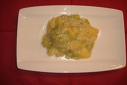 Bayrischer Kartoffelsalat mit Gurke 38