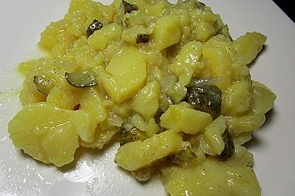 Bayrischer Kartoffelsalat mit Gurke 22