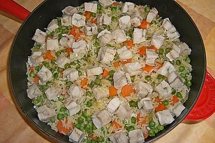 Fisch-Reis-Pfanne 4