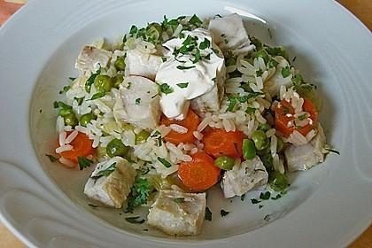 Fisch-Reis-Pfanne 2