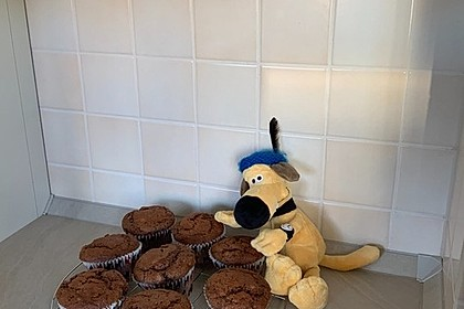 Bananen Nutella Muffins (Bild)