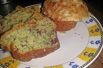 Lauch - Schinken - Muffins 5