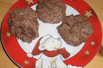 Kokosmakronen mit Kakao 6
