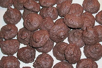 Kokosmakronen mit Kakao 5