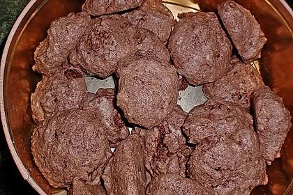 Kokosmakronen mit Kakao 4