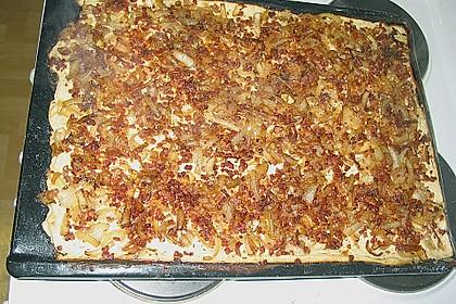Flammkuchen mit Quark 10