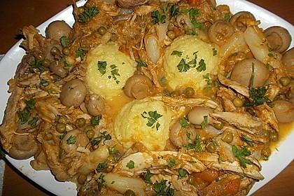 Hühner Frikassee 19