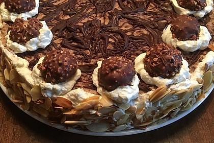 Feine Rocher - Torte 12